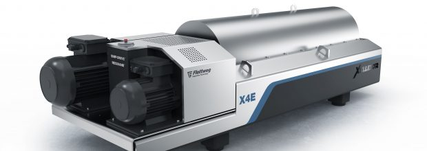 Die neue Xelletor-Zentrifuge erreicht eine höhere Trockensubstanz mit weniger Energie- und Polymereinsatz. Bilder: Flottweg