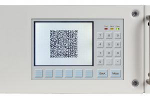 ABB QR-Code AO2000_Display