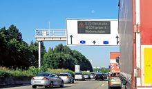 Die marode Rheinbrücke der A1 bei Leverkusen verusacht nicht nur kilometerlange Staus, sondern zwingt den LKW-Verkehr zu enormen Umwegen. Bild: kamasigns - fotolia