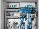 Platz 9: Zur automatisierten Gasversorgung von Gleitringdichtungen bietet Festo den Einsatz von Proportionaldruckregelventilen verbunden mit einem Durchflussmesser an. (Bild: Festo)