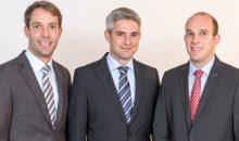 Neue Geschäftsleitung von Hartmann Valves