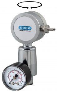 Hornung On-Demand-Flow-Druckminderer