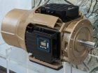 Platz 4: Die KSB-Gruppe hat einen Prototyp eines superkompakten Hocheffizienzmotors mit integriertem Frequenzumrichter entwickelt. (Bild: KSB)