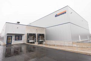 Das Gefahrstofflager am Duisburger Logport von Greiwing bietet 3.000 Palettenstellplätze. (Bild: Greiwing)