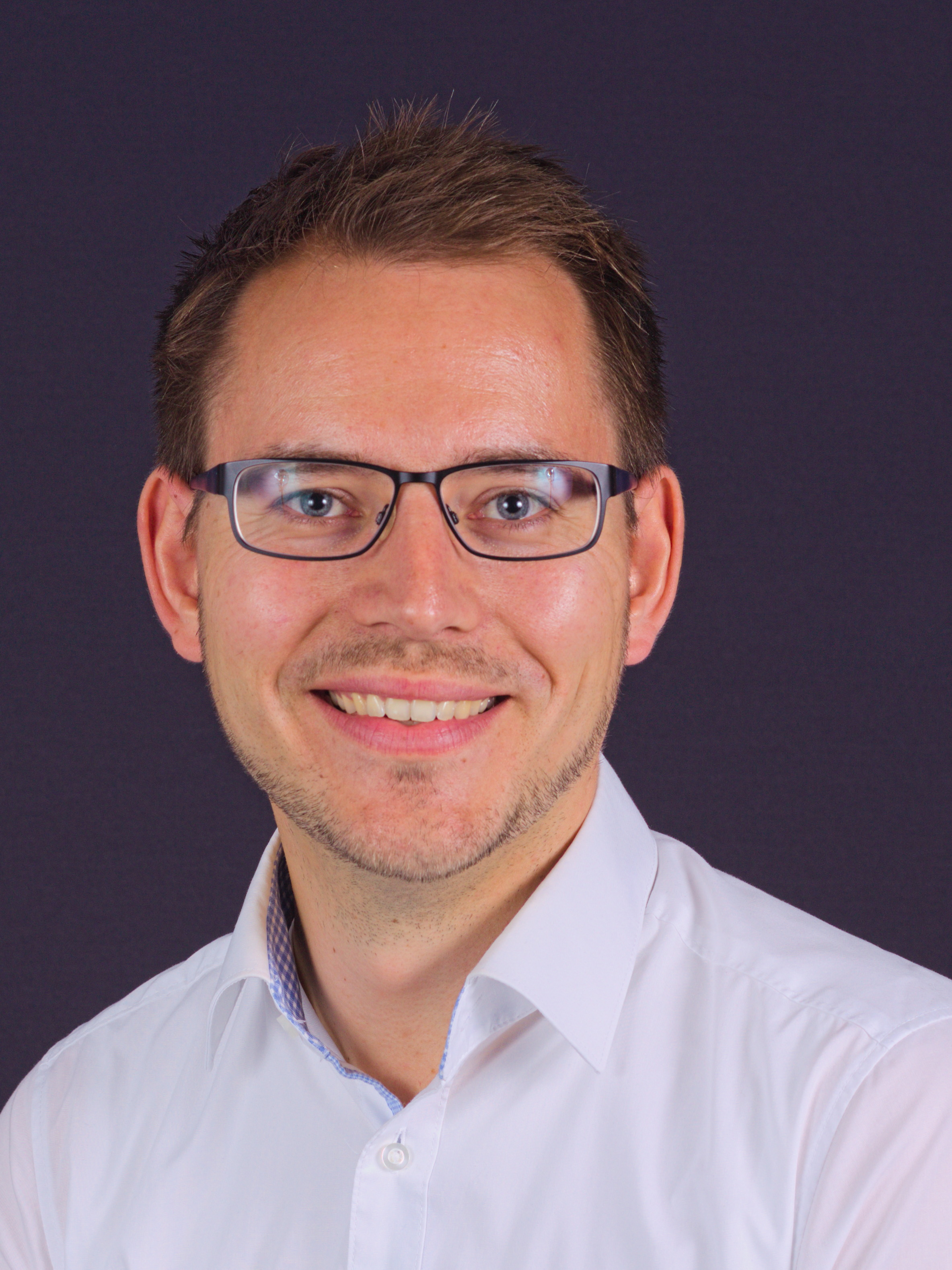 Stephan Mottyll ist  Entwicklungsingenieur bei Seepex