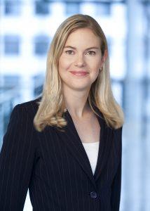 Silvia Fritscher, Exhibition Director IFAT, Messe München