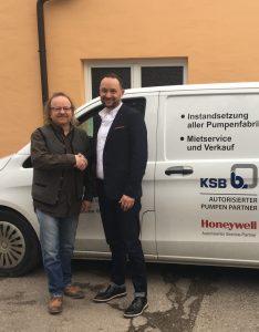 Karrer wird für Axflow in Zukunft als Servicebasis in Süddeutschland dienen. (Bild: Axflow)