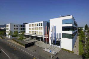 Am Stammsitz von Endress+Hauser im schweizerischen Reinach freut man sich über das Umsatzplus von knapp 5 %. (Bild: Endress+Hauser)