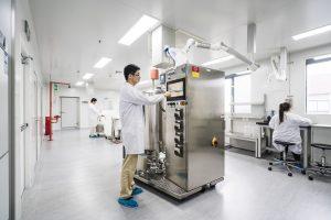 Merck Biodevelopment Center in Asien. Bild: Merck