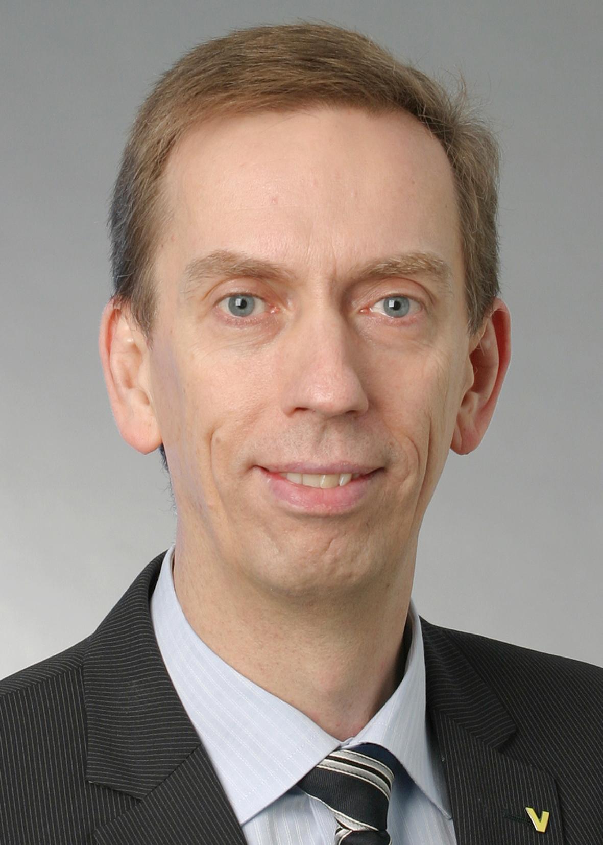 Holger Sack leitet das Produktmanagement bei Vega