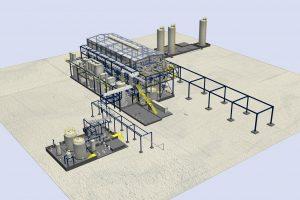 CAC errichtet schlüsselfertige Chlor-Alkali-Elektrolyseanlage in Spanien. (Bild: CAC)