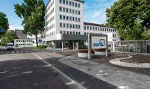 KSB-Verwaltungsgebäude Frankenthal. (Bild: KSB)