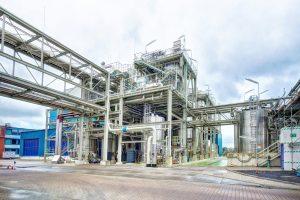 Akzonobel und Evonik haben das Joint Venture Neolyse Ibbenbüren in Betrieb genommen. (Bild: Akzonobel)