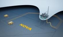 Wintershall Norge hat zwei Großaufträge für sein eigenoperiertes Nova-Feld in der Norwegischen See vergeben. (Bild. Wintershall)