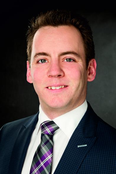 Patrik Fröhlich ist Sales Manager bei Celeroton
