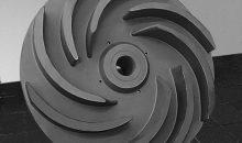 Platz 2: Mit der magnetgekuppelten Kreiselpumpe K-MPCV-AN hat Bungartz seine Trockenlauf-sicheren Spezialpumpen um eine abrasionsbeständige Variante aus Siliciumcarbid ergänzt. Damit lassen sich auch Medien fördern, die heiß, verschleißend und gleichzeitig korrosiv sind. (Bild: Bungartz)