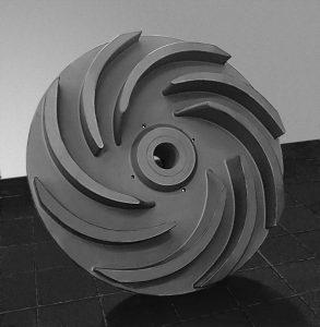 Bungartz Laufrad_SiC-Keramik