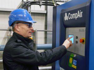 CompAir Unimatic B27