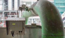 Als Messumformer kommt der stationäre Fluxus F704 zum Einsatz. Bilder: Flexim