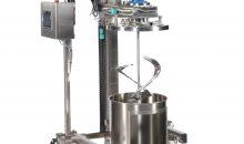 Geppert Ruehrtechnik GmbH ist ein spezialisiertes Unternehmen für Entwicklung, Herstellung und Vertrieb von Ruehrwerken für industrielle Prozesse, wie Chemie, Petrochemie, Halbleiter, Wasser- und Abwasserreinigung sowie Lacke und Farben .         Foto: Kurt Fuchs/ Geppert