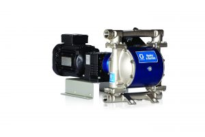 Husky 1050e Electric Air Charged Double Diaphragm Pump