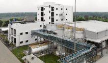 Die Hydrosilylierungs-Anlage von Wacker Metroark Chemicals am Standort Amtala, Indien. (Bild: Wacker)
