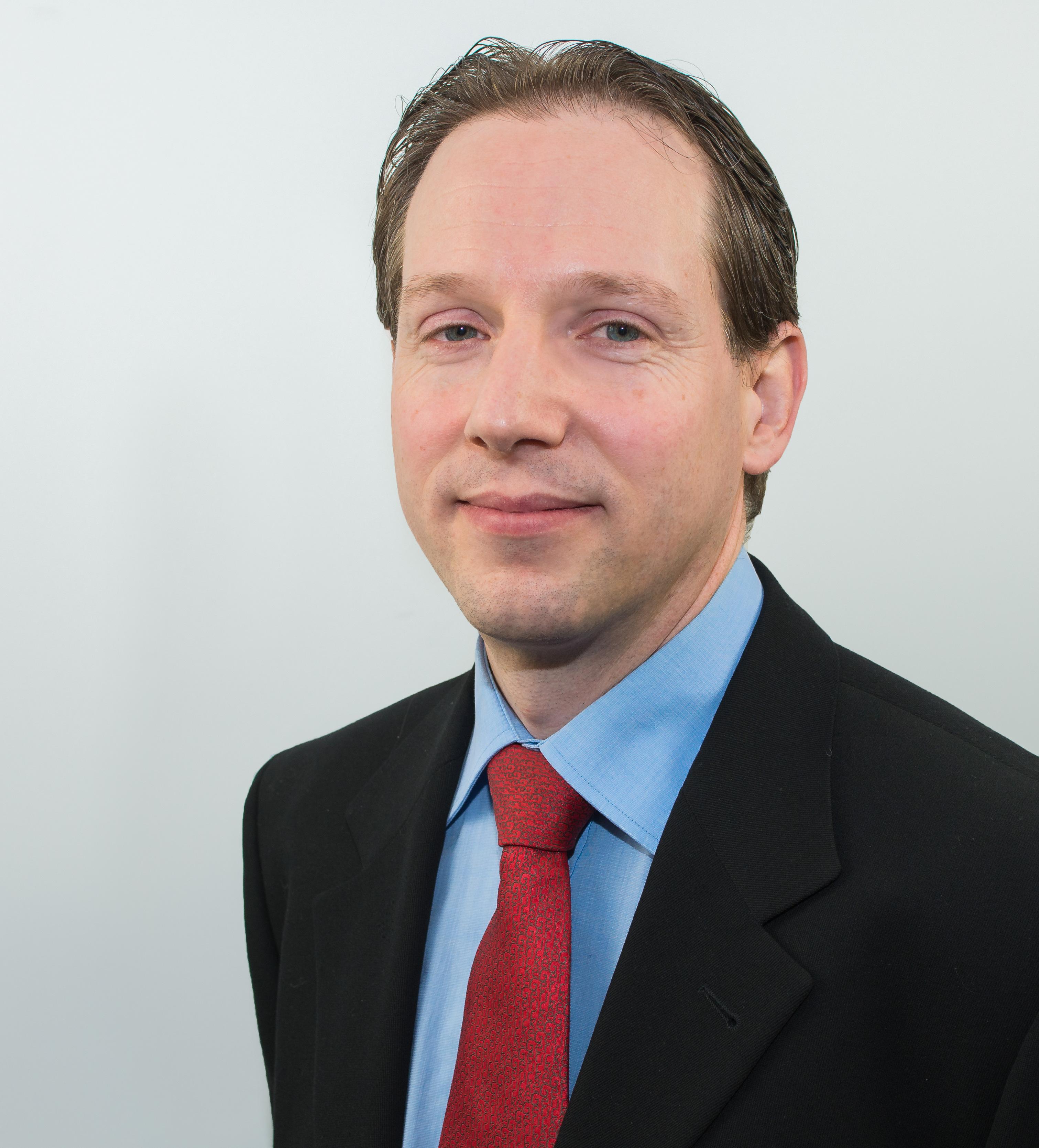 Tobias Weber,  Bereichsleiter Pneumatische Förderung, Gericke