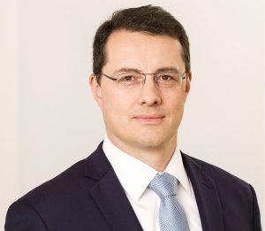 Marcel Fasswald (48) wird zum 1. April 2018 Chief Operating Officer (COO) der Thyssenkrupp Industrial Solutions AG. (Bild: Thyssenkrupp)