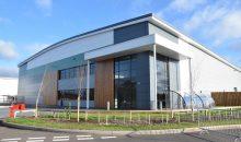Die neue Produktionsstätte in Worcester will Materials Solutions im September 2018 eröffnen. (Bild: Siemens)