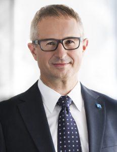 Alfred Stern wird zum 2. Juli 2018 CEO des Polyolefin- nud Petrochemie-Konzerns Borealis. (Bild: Borealis)