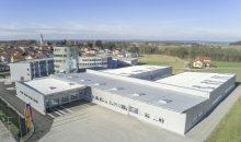 Am oberösterreichischen Standort Gilgenberg hat B&R neuen Platz für Produktion, Büro und Logistik geschaffen. (Bild: B&R)