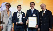 Hermes Award 2018 für Endress+Hauser
