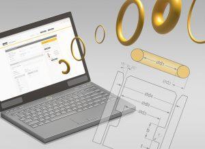 Parker Praedifa 1804pf031_O Ring Selector AGE AGD Achema2018