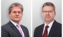 Die neue Doppelspitze in der Geschäftsführung von Thermowave: Udo Brünjes (links) und Klaus-Dieter Kleinsteiber (rechts). (Bild: Thermowave)