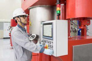 Am neuen Produktionsstandort Jincheon, Korea, stellt Wacker Chemie Silikondichtstoffe und Hochleistungssilikone für Autodisplays und andere Elektronikanwendungen her. (Bild: Wacker)