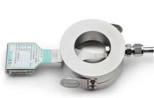 2 Öffnet die KUB Berstscheibe, gibt der Nimu-Sensor eine Informaton an das Prozessleitsystem