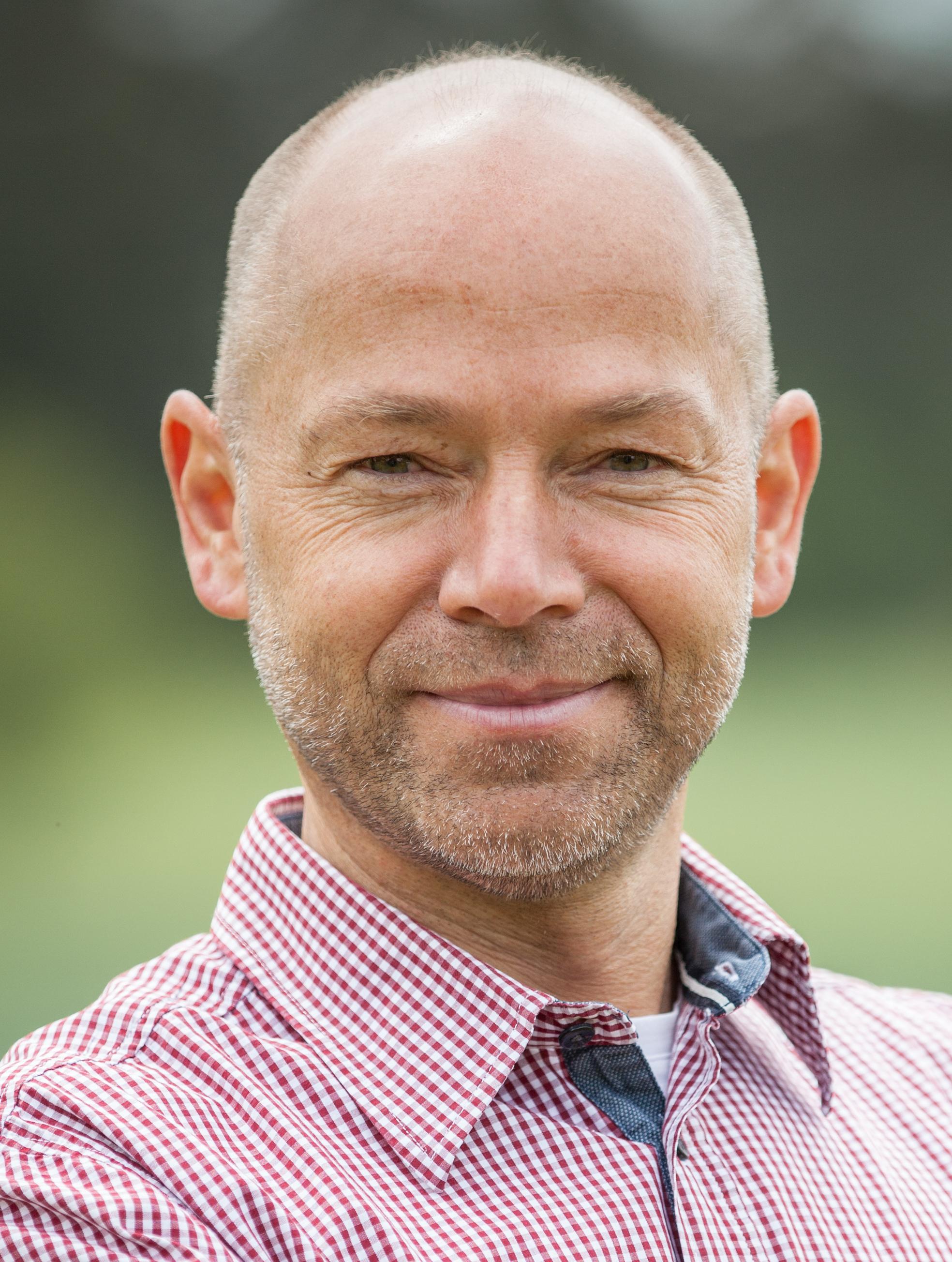 Klaus Rabenstein  ist verantwortlich für Sicherheit, Schulung und Dokumentation bei Herding