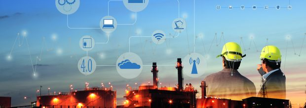 """In der Vision """"Chemie 4.0"""" des Chemieverbands VCI werden neben Rohstoffen oder Energien erstmals auch Daten als wesentliches Produktionsmittel genannt. Bild: sittinan – AdobeStock"""