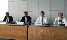Auf der Eröffnungs-Pressekonferenz am 11.6. erklärten Verbands- und Branchenvertreter die Schwerpunkte der Achema 2018.