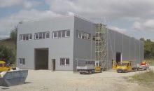 Aquachem-Neubau in Senden