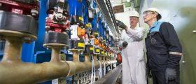 Das SVK-Verfahren hat Covestro seit 2011 in einer Demonstrationsanlage in Krefeld-Uerdingen im industriellen Maßstab getestet. (Bild: Covestro)