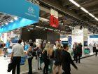 Stand von thyssenkrupp industrial solutions auf der Achema 2018