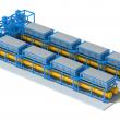 Großtechnische Wasserelektrolyse von Thyssenkrupp