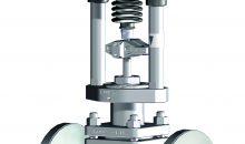 1: Die Edelstahl- Variante der Stellventil-Baureihe gibt es jetzt auch mit Faltenbalg. Bild: ARI