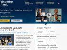 Das vollständige Programm, die Referentenliste und die Beiräte finden Sie auf  www.engineering-summit.de.