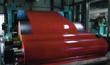 Coil Coatings werden genutzt, um Metallbänder zu beschichten. (Bild: Akzonobel)