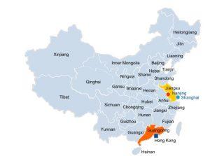 Der neue Standort in Guangdong soll den schnell wachsenden Markt in Südchina versorgen - Bild BASF