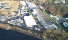 Die Kernkompentenz von Ecoplast am Standort Wildon ist das Recycling von flexiblen Materialien aus stark kontaminierten Haushalts- und Gewerbeabfällen. (Bild: Ecoplast)