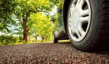 """Gefällte Kieselsäuren kommen in der Herstellung von rollwiderstandsreduzierten (""""grünen"""") Reifen zum Einsatz. (Bild: Evonik)"""