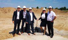 Die Produktionsanlage entsteht auf einer 27.500 m² großen Liegenschaft im Industriepark Vorsino, 90 km südwestlich von Moskau. (Bild: Gabriel-Chemie)